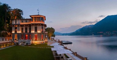 Exclusive Italian Lake Wedding