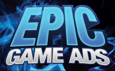 Epic Game Ads Logo