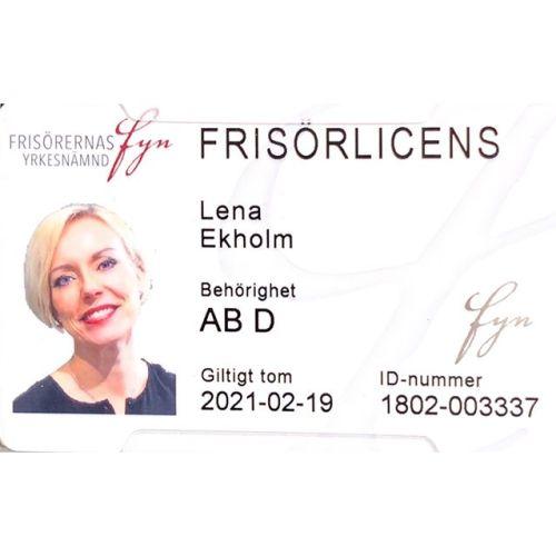 Licenserna på plats! 🤗
