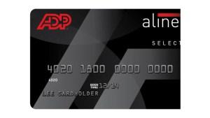 ADP ALINE Card