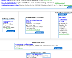 Google Adsense SandBox tool preview