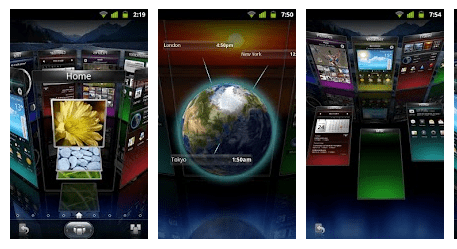 SPB Shell 3D Apps on Android Market Replace Your Android Homescreen With SPB Shell 3D