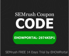 SEM Rush Coupon Codes