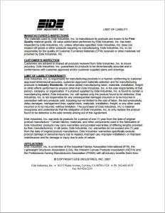 Liability Literature