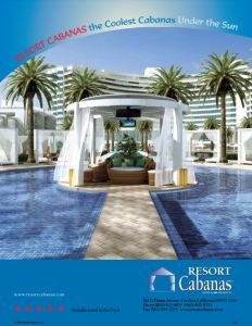 New Resort Cabanas