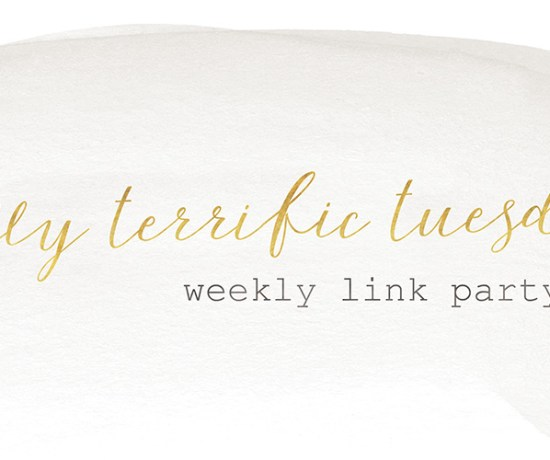 Totally Terrific Tuesday Link Up Party Monday 10pm EST - Saturday >> Eight Pepperberries