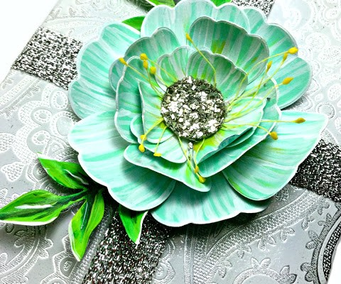 Paper Flower Party Projects