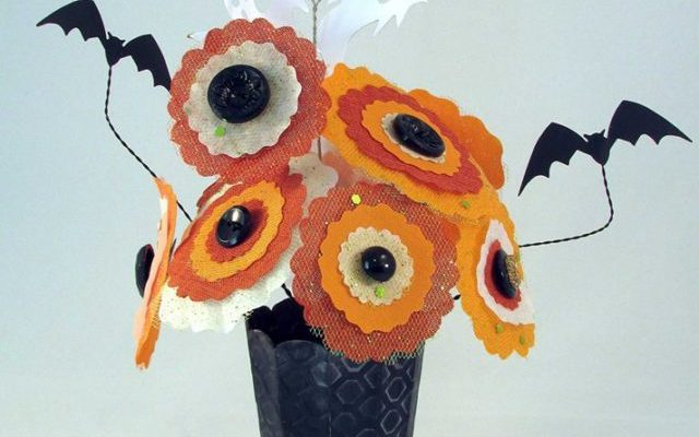 Halloween Sizzix Projects