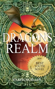 Dragons Realm Best Youth Novel 2016 Sir Julius Vogel Awards