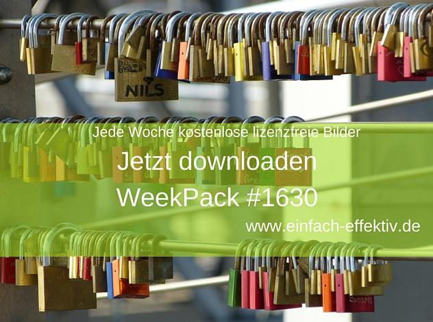 WeekPack-1630 – Kostenlose Fotos