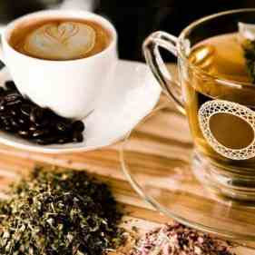 Thés et cafés