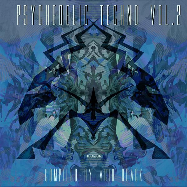 Psychedelic Techno Vol. 2