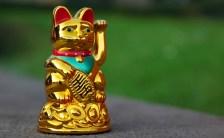 """福を招く""""招き猫""""にも色々な種類があるのをご存じですか?"""