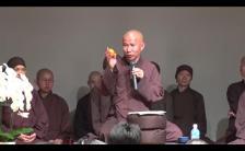 ティク・ナット・ハン師の意志を継ぐ僧侶団による、 マインドフルネスビジネス瞑想会より  〜orange meditation〜