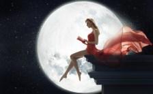<2015年11月26日7時44分は、ふたご座の満月です>