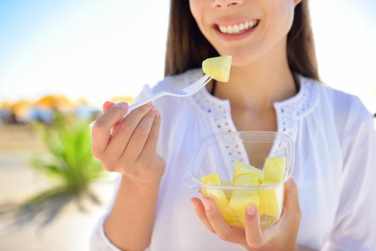 風邪にも効果的! パイナップルは美容と健康の強い味方