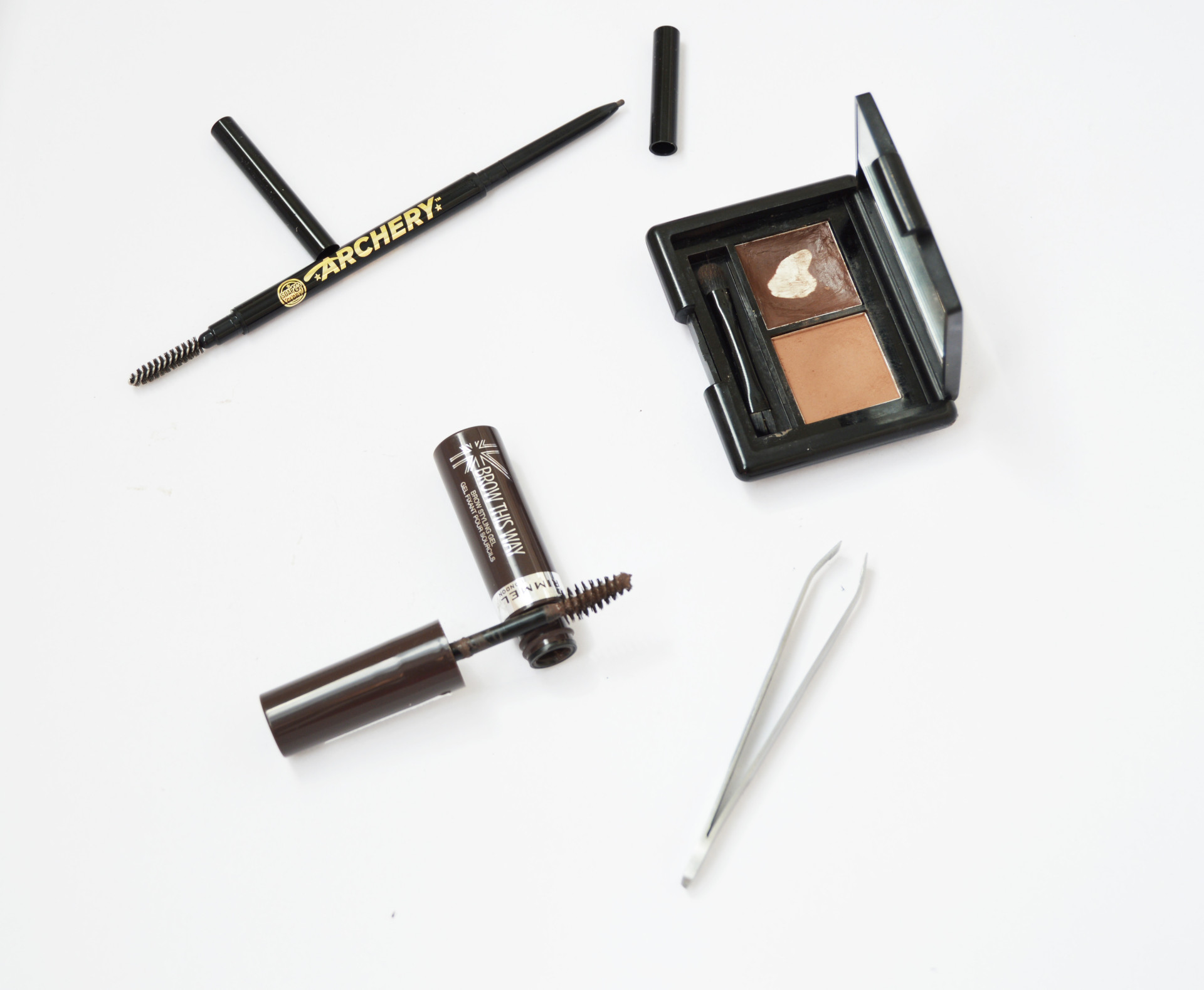 Let's Talk Brows | Best drugstore eyebrow products