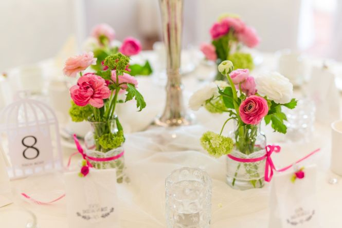 Wedding Decorations - Flowers