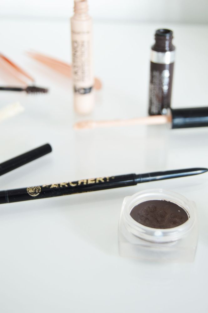 5 Steps to perfect brows