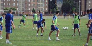 Los de Claudio Barragán continúan preparándose para la temporada (Imagen: SD Ponferradina)
