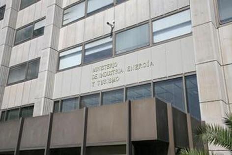 Imagen de la sede Ministerio de Industria y Energía.