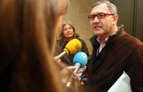 Adolfo Canedo en una imagen de archivo (César Sánchez / Ical)