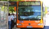 Transporte urbano de Ponferrada. (C.Sánchez/Ical)