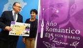 Presentación de los actos del 'Año Romántico' (César Sánchez/ICAL)