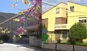 Dos de los tres colegios ponferradinos que participaron el informe 2012