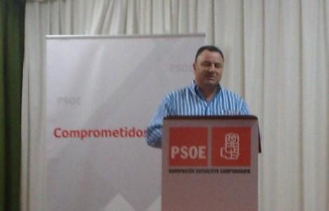 El dirigente socialista berciano, Eduardo Morán