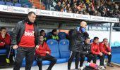 El técnico de la Deportiva, Manolo Díaz, prefiere no hacer cuentas para el playoff