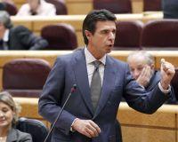 El ministro de Industria, José Manuel Soria, en una comparecencia anterior en el Senado (Juan Lázaro)