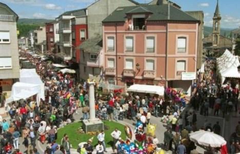 Imagen de la feria el pasado año (Foto: Moncloa de San Lázaro)