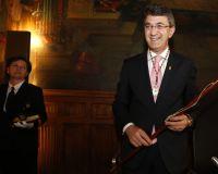 El nuevo presidente de la Diputación de León, Juan Martínez Majo, Carlos S. Campillo)