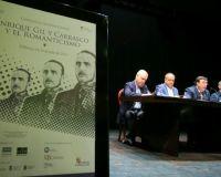 Inauguración en el teatro de Vilafranca del Bierzo el miércoles (César Sánchez)