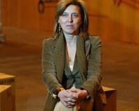 Imagen de archivo La ex consejera de Cultura, María José Salgueiro (Juan Lázaro)