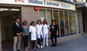 Responsables y plantilla de Mutua Universal en Ponferrada