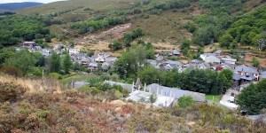 Aspecto actual de Suertes, en el municipio de Candín (C. Sánchez/Ical)