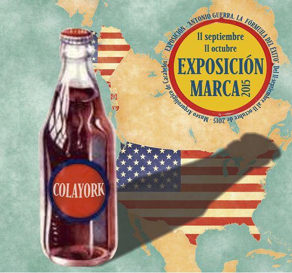 'ColaYork, La Coca Cola de aquí' fue creada en Cacabelos por el exitoso empresario