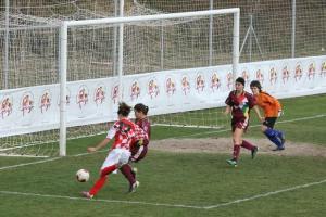 Imagen de un partido de la selección femenina de Castilla y León. (Foto: actiweb)