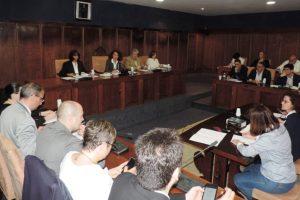 Imagen del Pleno celebrado este viernes.