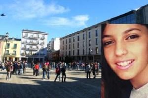 Imagen de la adolescente desaparecida en Ponferrada.