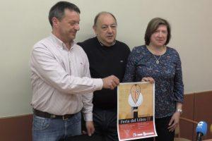 Presentación de la XXI Feria del Libro Antiguo y de Ocasión de Ponferrada.