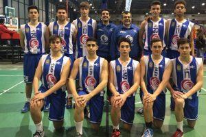 El equipo junior autonómico masculino del Club Baloncesto Ciudad de Ponferrada, el Proconsi.