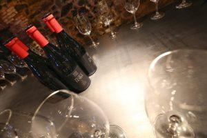 Presentación de los proyectos de expansión internacional de Bodegas Pittacum así como del nuevo vino que ha lanzado al mercado en 2016, Val de la Loba. / C. Sánchez