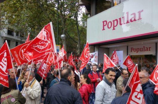 Protestas y concentraciones en todo los puntos de España