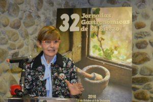 inauguración jornadas gastronómicas 2016
