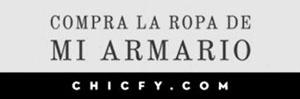 Banner chicfy armario Bárbara Crespo segunda mano second hand