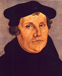 images for luther lutheranism