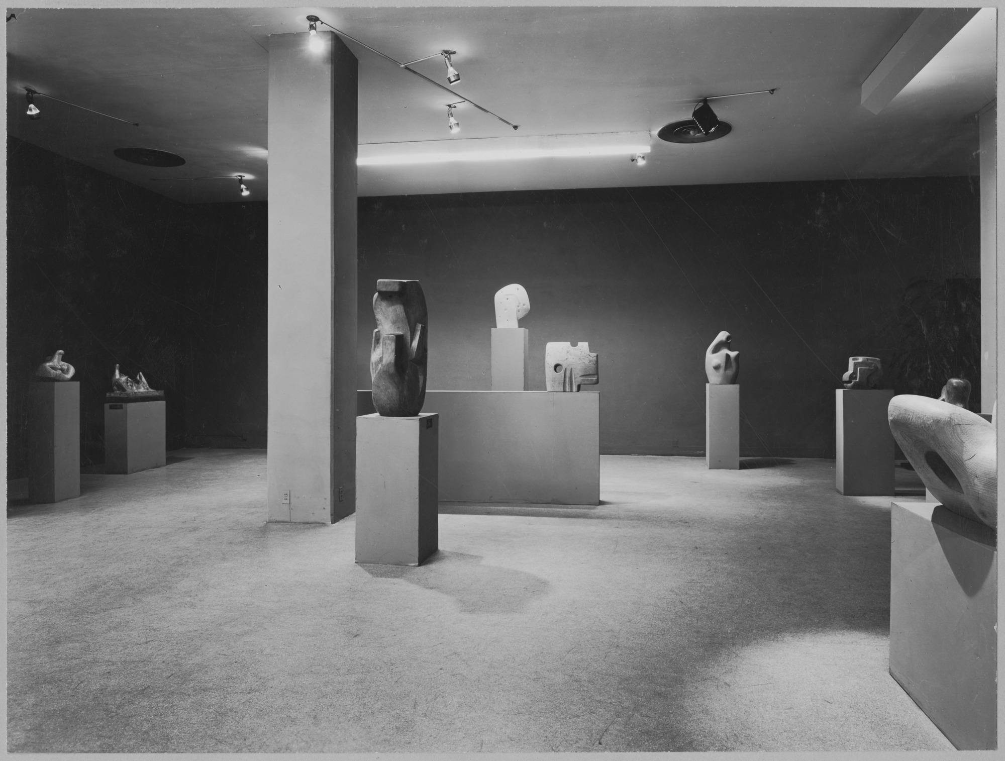 Henry Moore, December 17, 1946–March 16, 1947